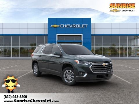 New 2020 Chevrolet Traverse LT Leather AWD