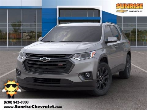 New 2020 Chevrolet Traverse RS With Navigation & AWD