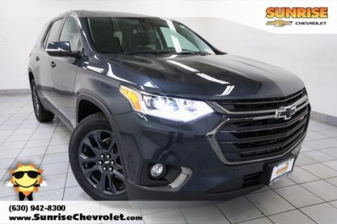 New 2019 Chevrolet Traverse RS AWD