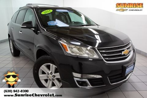 Certified Pre-Owned 2014 Chevrolet Traverse LT FWD 4D Sport Utility