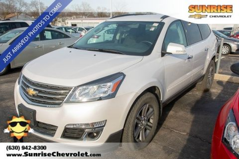 Certified Pre-Owned 2016 Chevrolet Traverse LT AWD