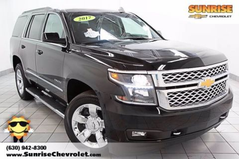Certified Pre-Owned 2017 Chevrolet Tahoe LT 4WD