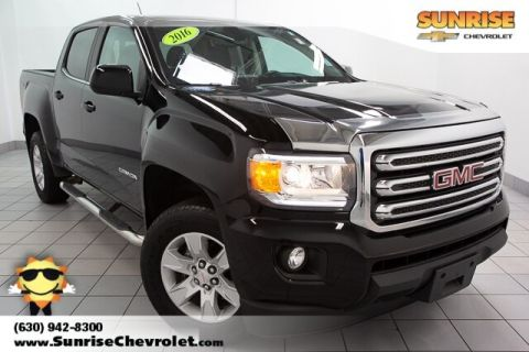 Certified Pre-Owned 2016 GMC Canyon SLE1