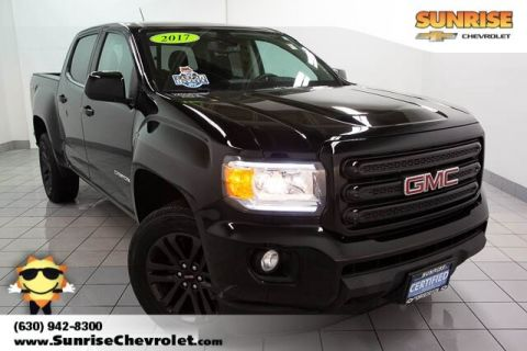 Certified Pre-Owned 2017 GMC Canyon SLE1 4WD