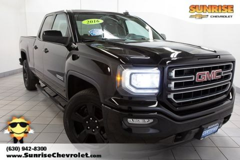 Certified Pre-Owned 2016 GMC Sierra 1500 Base 4WD