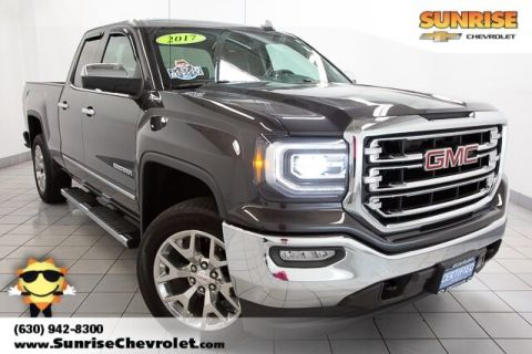 Certified Pre-Owned 2016 GMC Sierra 1500 SLT 4WD