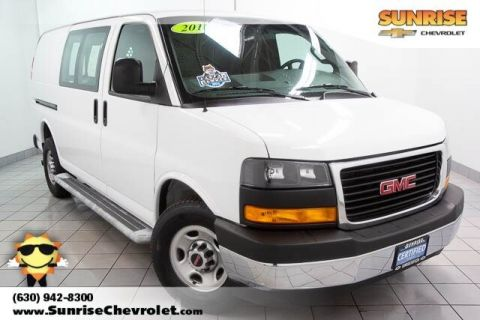 Certified Pre-Owned 2018 GMC Savana 2500 Work Van RWD 3D Cargo Van