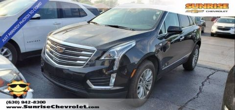 Pre-Owned 2017 Cadillac XT5 Luxury With Navigation & AWD