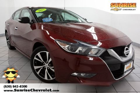 Pre-Owned 2017 Nissan Maxima 3.5 SV FWD 4D Sedan