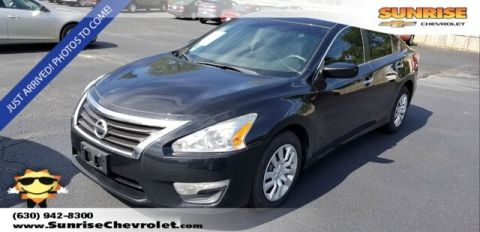 Pre-Owned 2013 Nissan Altima 2.5 S FWD 4D Sedan