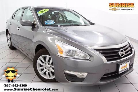Pre-Owned 2014 Nissan Altima 2.5 S FWD 4D Sedan