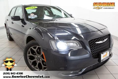 Pre-Owned 2018 Chrysler 300 S With Navigation & AWD