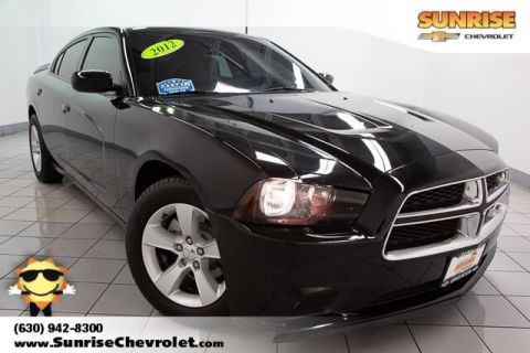 Pre-Owned 2012 Dodge Charger SE RWD 4D Sedan