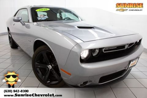 Pre-Owned 2018 Dodge Challenger R/T RWD 2D Coupe