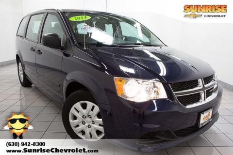 Pre-Owned 2014 Dodge Grand Caravan AVP FWD 4D Passenger Van