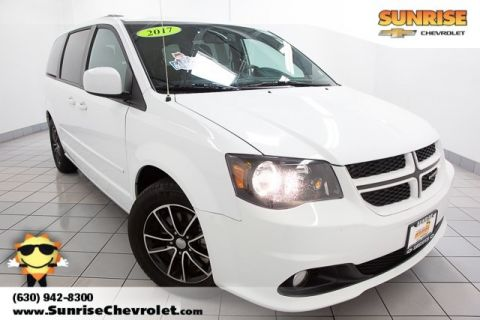 Pre-Owned 2017 Dodge Grand Caravan GT FWD 4D Passenger Van