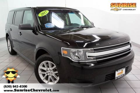 Pre-Owned 2017 Ford Flex SE FWD 4D Sport Utility