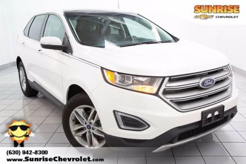 Pre-Owned 2015 Ford Edge SEL FWD 4D Sport Utility