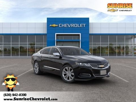 New 2020 Chevrolet Impala Premier FWD 4D Sedan