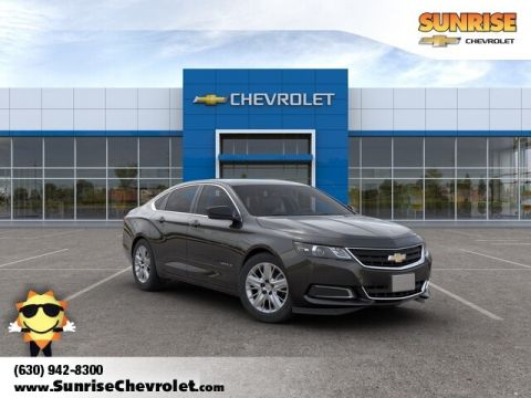 New 2019 Chevrolet Impala LS FWD 4D Sedan