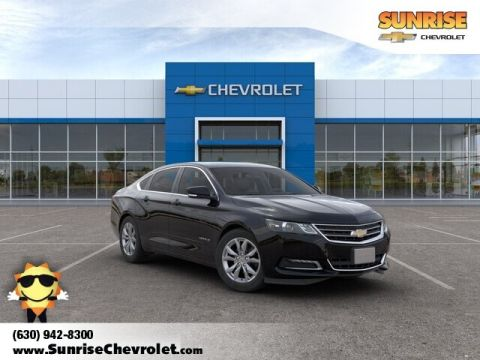 New 2020 Chevrolet Impala LT FWD 4D Sedan