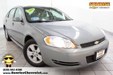 Pre-Owned 2009 Chevrolet Impala LT FWD 4D Sedan