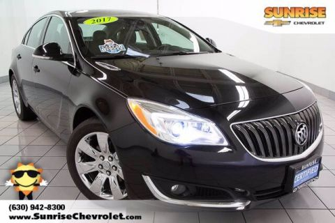 Certified Pre-Owned 2017 Buick Regal Premium II With Navigation