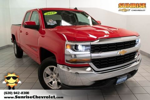 Certified Pre-Owned 2019 Chevrolet Silverado 1500 LD LT 4WD