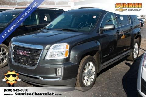 Certified Pre-Owned 2017 GMC Terrain SLE-2 AWD