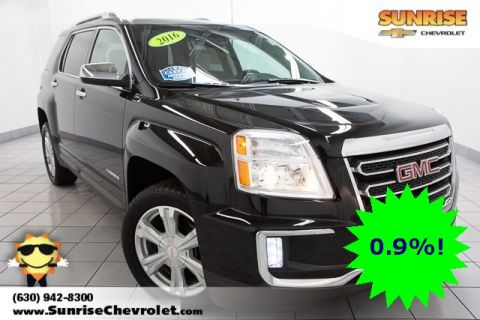 Certified Pre-Owned 2016 GMC Terrain SLT AWD