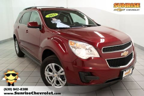 Pre-Owned 2012 Chevrolet Equinox LT FWD 4D Sport Utility