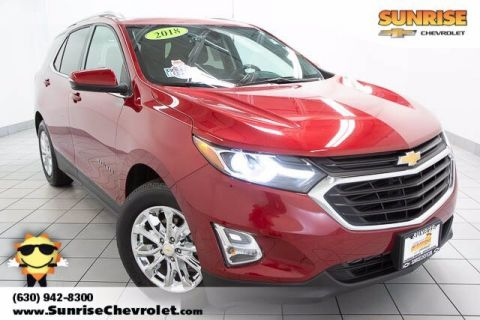 Certified Pre-Owned 2018 Chevrolet Equinox LT FWD 4D Sport Utility