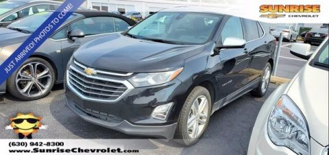 Certified Pre-Owned 2018 Chevrolet Equinox Premier With Navigation & AWD