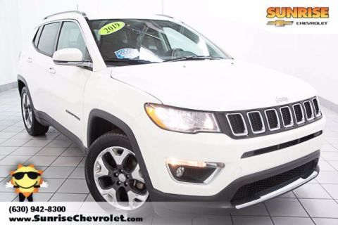 Pre-Owned 2019 Jeep Compass Limited FWD 4D Sport Utility