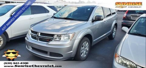 Pre-Owned 2016 Dodge Journey SE FWD 4D Sport Utility
