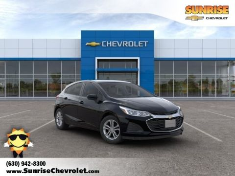 New 2019 Chevrolet Cruze LS FWD 4D Hatchback