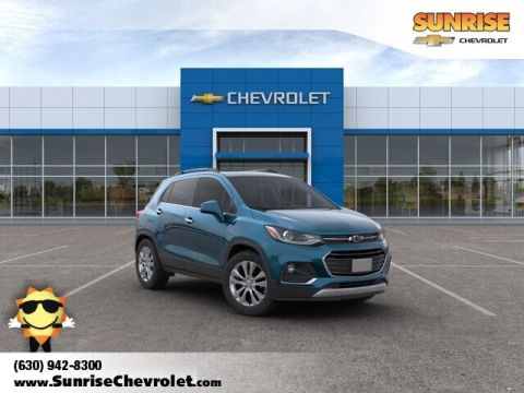 New 2020 Chevrolet Trax Premier FWD 4D Sport Utility