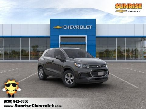 New 2020 Chevrolet Trax LS AWD