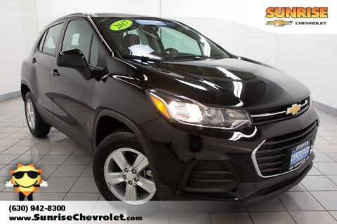 Certified Pre-Owned 2017 Chevrolet Trax LS AWD