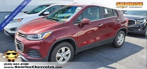 Certified Pre-Owned 2017 Chevrolet Trax LT AWD
