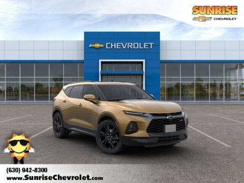 New 2019 Chevrolet Blazer RS With Navigation