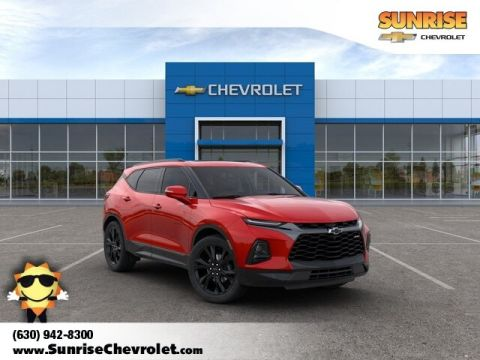 New 2020 Chevrolet Blazer RS With Navigation