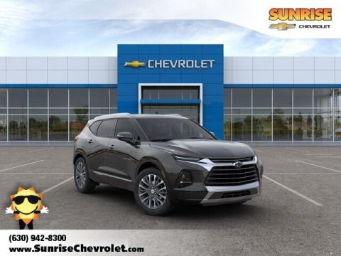 New 2020 Chevrolet Blazer Premier With Navigation