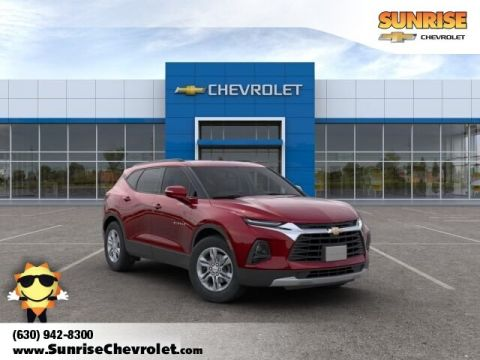 New 2019 Chevrolet Blazer Base 4WD
