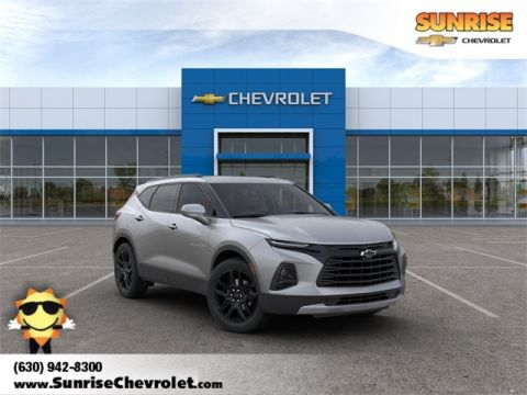 New 2020 Chevrolet Blazer LT 4WD