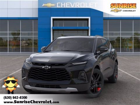 New 2020 Chevrolet Blazer LT AWD