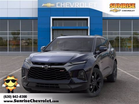 New 2020 Chevrolet Blazer RS With Navigation & AWD