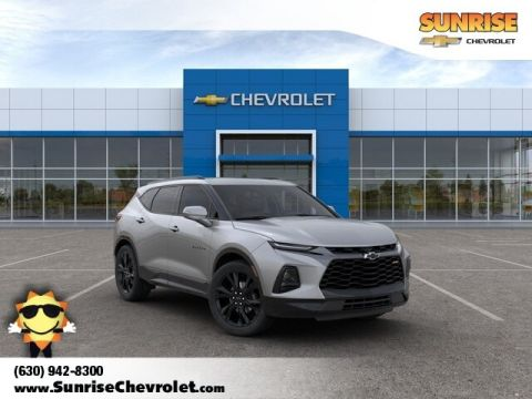 New 2020 Chevrolet Blazer RS With Navigation & 4WD