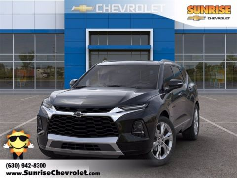 New 2020 Chevrolet Blazer Premier With Navigation & AWD