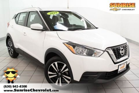 Pre-Owned 2019 Nissan Kicks SV FWD 4D Sport Utility